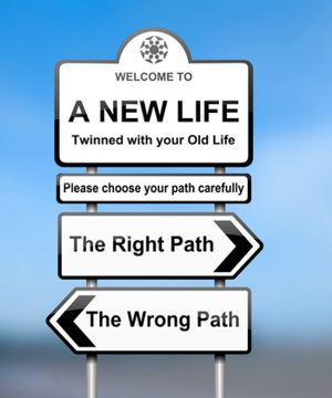 choose new life wp